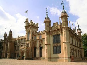 IT Support in Stevenage - Knebworth House