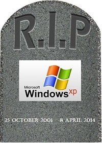 Windows and Mac Support - Windows XP Death