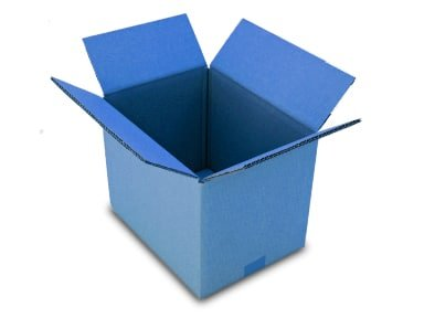 it support company in UK - blue box