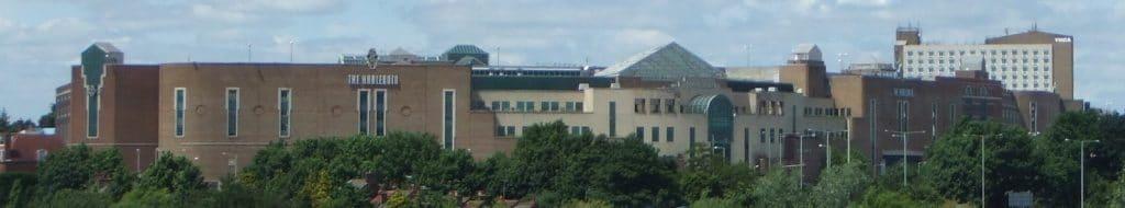 IT Support in Watford - skyline