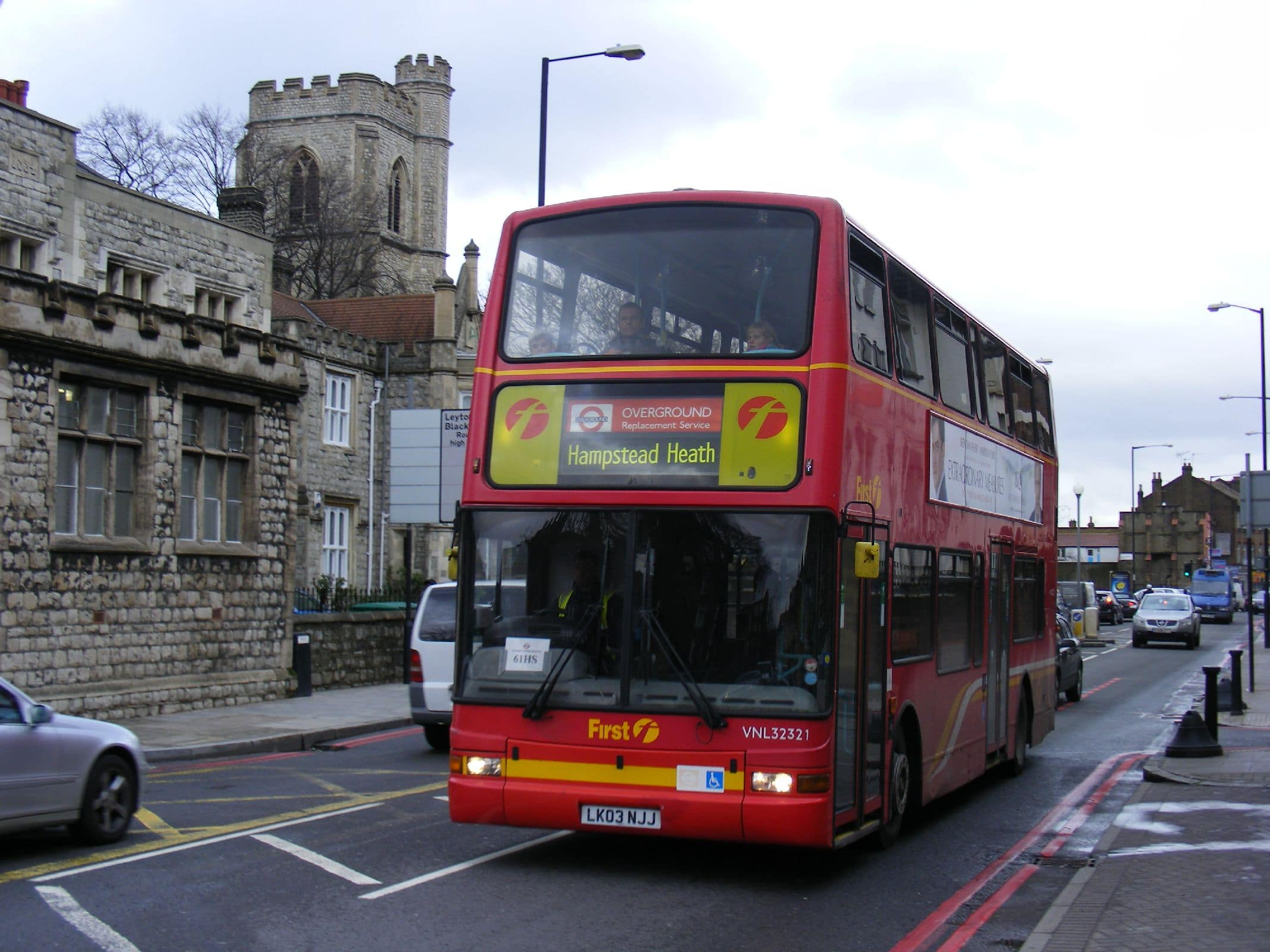 Bus - North London IT support