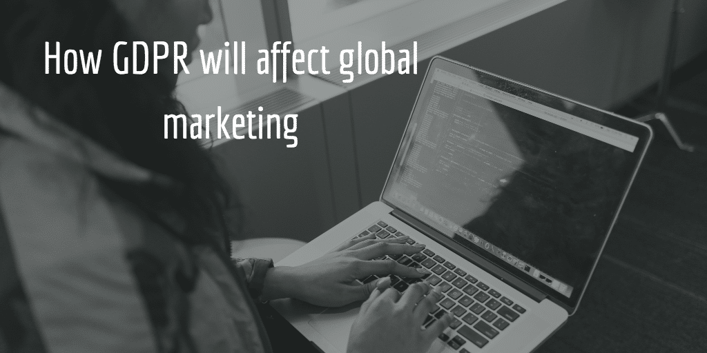 GDPR Global Marketing